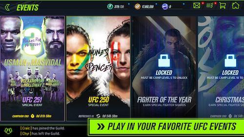UFC Mobile Ekran Görüntüleri - 5