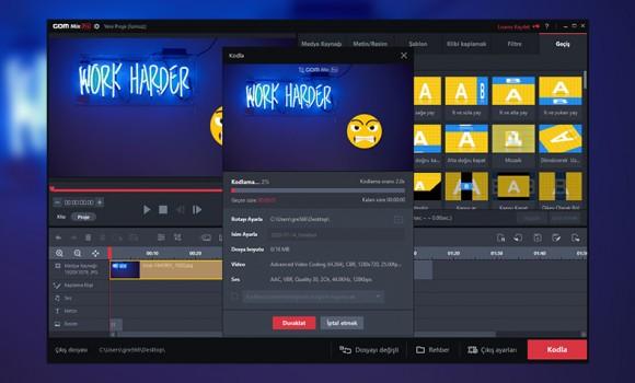 Gom Mix Pro ekran görüntüsü - 2