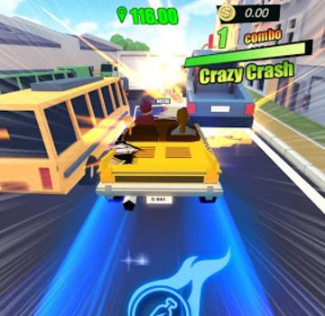 Taxi: City Run Ekran Görüntüleri - 4