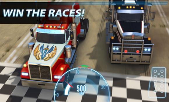 Big Rig Racing Ekran Görüntüleri - 2