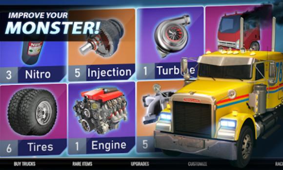 Big Rig Racing Ekran Görüntüleri - 6