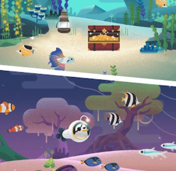 Puzzle Aquarium Ekran Görüntüleri - 2