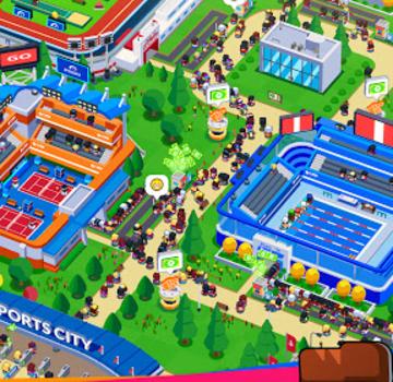 Sports City Tycoon Ekran Görüntüleri - 1