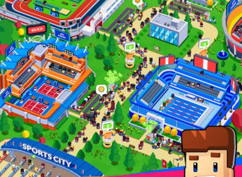 Sports City Tycoon Ekran Görüntüleri - 9