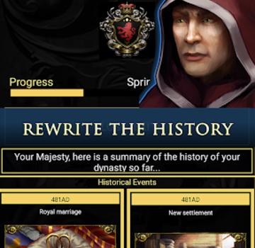 Age of Dynasties: Medieval War Ekran Görüntüleri - 23