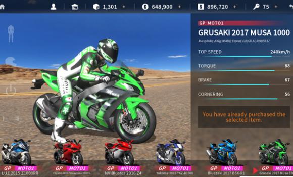 Real Moto 2 Ekran Görüntüleri - 8
