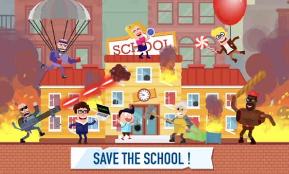 School Raid Ekran Görüntüleri - 1