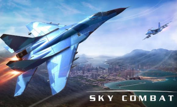 Sky Combat Ekran Görüntüleri - 1