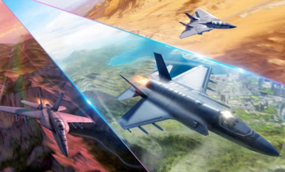 Sky Combat Ekran Görüntüleri - 11