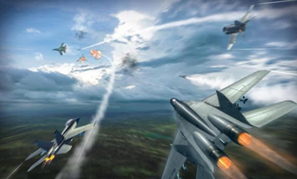 Sky Combat Ekran Görüntüleri - 14