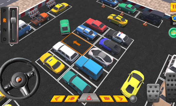 Car Parking 3D Pro - 3