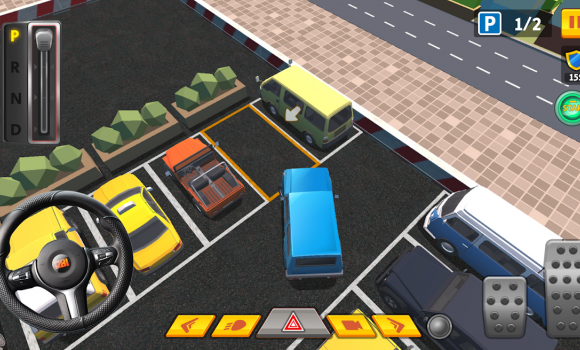 Car Parking 3D Pro - 1