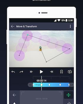 Alight Motion Ekran Görüntüleri - 1