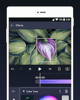 Alight Motion Ekran Görüntüleri - 2