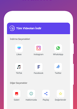 All Video Downloader 2020 Ekran Görüntüleri - 3
