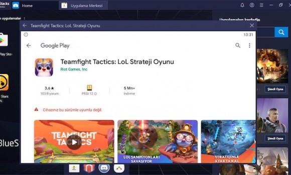 BlueStacks Ekran Görüntüleri - 1