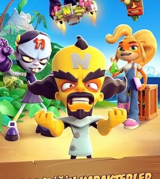Crash Bandicoot: On the Run! Ekran Görüntüleri - 2