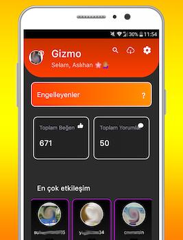 Gizmo Ekran Görüntüleri - 2