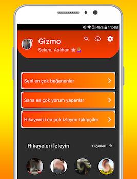 Gizmo Ekran Görüntüleri - 3