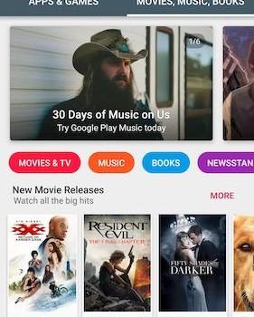 Google Play (APK) Ekran Görüntüleri - 3
