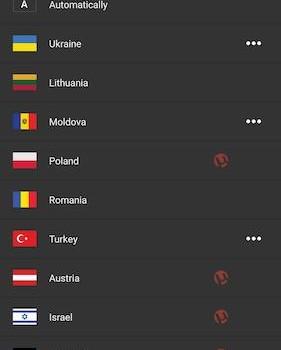 Hideman VPN Ekran Görüntüleri - 3