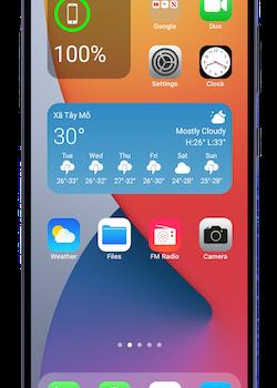 Launcher iOS 14 Ekran Görüntüleri - 1