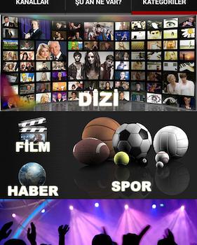 Mobil Canlı Tv Ekran Görüntüleri - 4