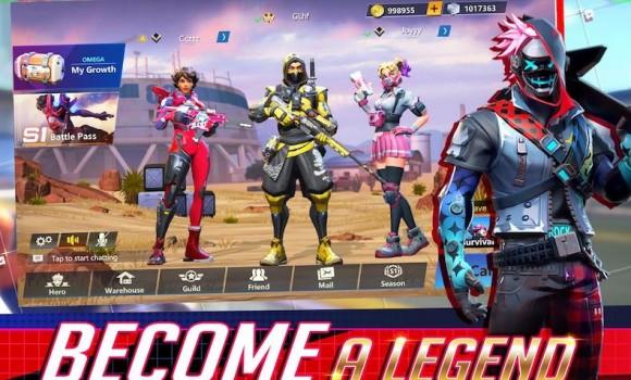 Omega Legends Ekran Görüntüleri - 1