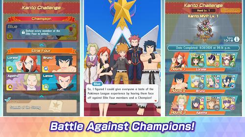 Pokémon Masters EX Ekran Görüntüleri - 1