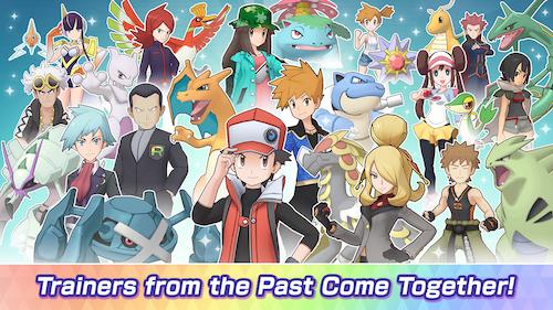 Pokémon Masters EX Ekran Görüntüleri - 5