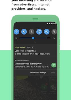 ProtonVPN Ekran Görüntüleri - 5