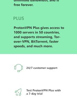 ProtonVPN Ekran Görüntüleri - 6