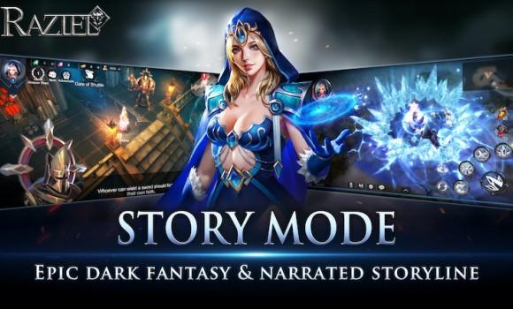 Raziel: Dungeon Arena Ekran Görüntüleri - 2