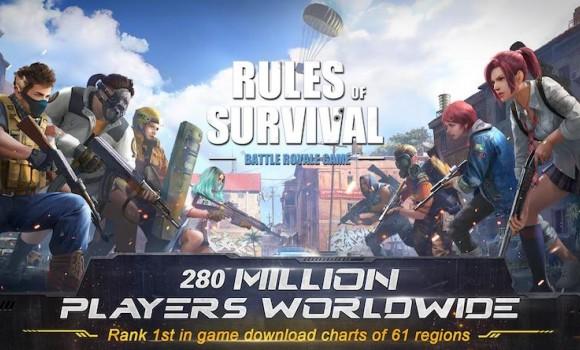 Rules of Survival Ekran Görüntüleri - 3