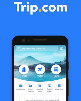 Trip.com Ekran Görüntüleri - 1