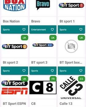 TvTap Pro Ekran Görüntüleri - 4