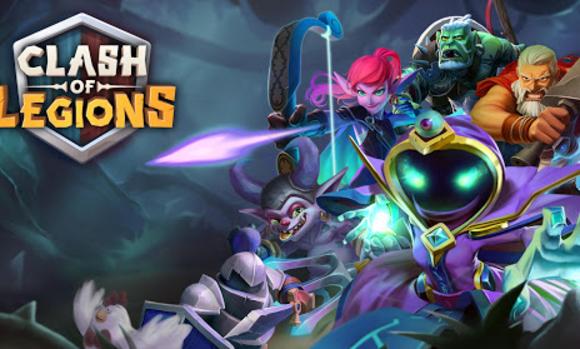 Clash of Legions Ekran Görüntüleri - 1
