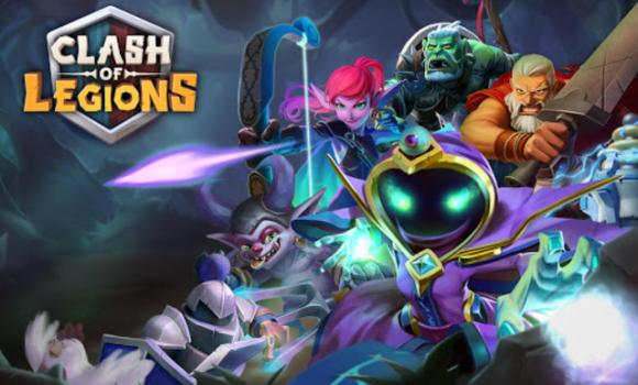 Clash of Legions Ekran Görüntüleri - 15