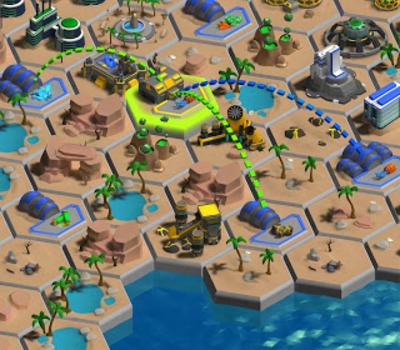 Galactic Colonies Ekran Görüntüleri - 11