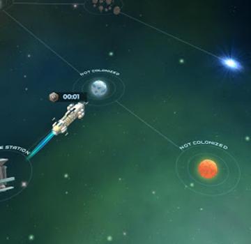 Galactic Colonies Ekran Görüntüleri - 2