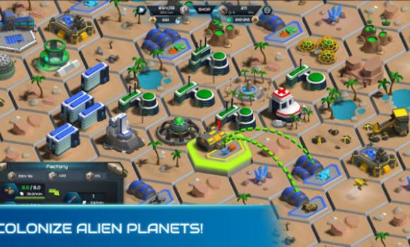Galactic Colonies Ekran Görüntüleri - 6