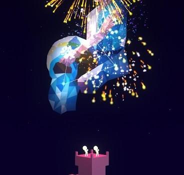 fireworks castle - 2