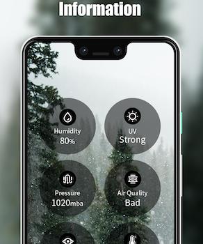 Camp Weather Ekran Görüntüleri - 5