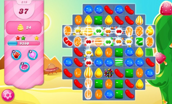 Candy Crush Saga Ekran Görüntüleri - 7