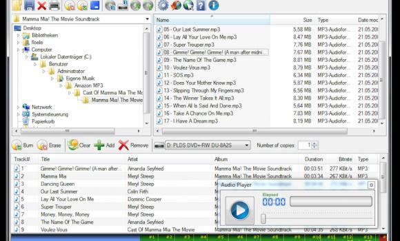 CDBurnerXP Ekran Görüntüleri - 10