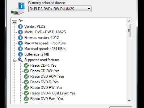 CDBurnerXP Ekran Görüntüleri - 12