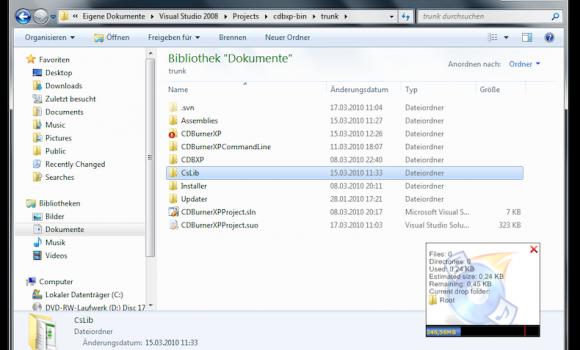 CDBurnerXP Ekran Görüntüleri - 13