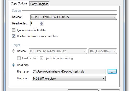 CDBurnerXP Ekran Görüntüleri - 5