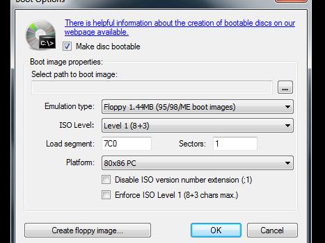 CDBurnerXP Ekran Görüntüleri - 6