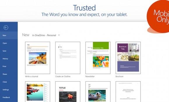 Microsoft Word Ekran Görüntüleri - 1